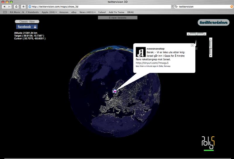 TweetmapScreenshot